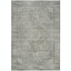 Covor Oriental & Clasic Charlotte, Gri, 160x230