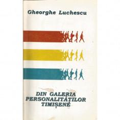 Din galeria personalitatilor timisene - Gheorghe Luchescu