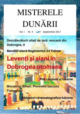 Misterele Dunării nr. 4 (format .pdf) foto