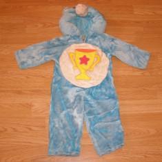 Costum carnaval serbare animal urs care bear pentru copii de 1-2 ani, Din imagine