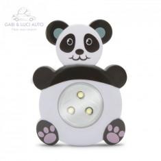 "Lampa de veghe cu buton, model ""Panda"" foto"