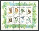 Rusia.1993 Fauna-coala mica  SR.44