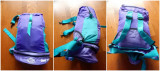 Rucsacel impachetabil Everest Mountain Wear; 45 x 35 cm; impecabil, ca nou