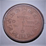 Medalie JO SYDNEY 2000, superb! Rarut