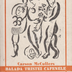 Coresi - revista de literatura, nr. 3/1990. Balada tristei cafenele