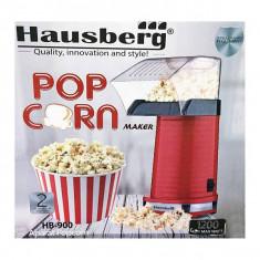 Aparat de facut Popcorn 1200W Hausberg HB900