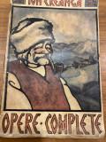 Ion Creanga - Opere Complete - Cernauti 1926
