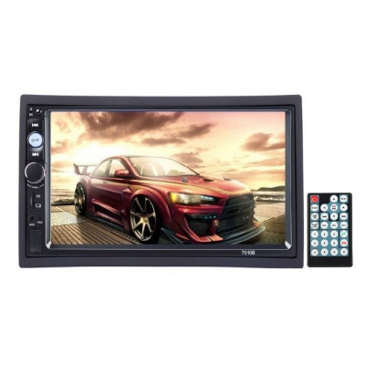 "MP5 Player auto 2DIN MY 7010B, ecran 7"", Bluetooth, Mirror Link foto"