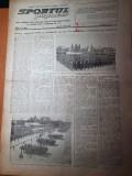 sportul popular 25 august 1953-foto si art. de la marea defilare de 23 august
