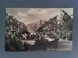 Cumpara ieftin CARTE POȘTALĂ FOTO GERMANIA OBERAMMERGAU MIT PASSIONSTHEATER - NECIRCULATĂ, Necirculata, Fotografie