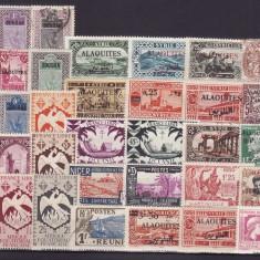 260 - lot timbre colonii franceze