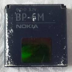 Acumulator / Baterie originala Nokia BP-6M (3,7v) 1100 mAh