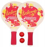 Paradise FG tenis de plaja pink