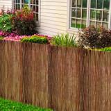 Gard din salcie, 500 x 170 cm