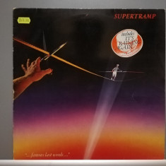 SUPERTRAMP - FAMOUS LAST WORDS (1982/A & M REC/HOLLAND) - Vinil/Analog/Vinyl