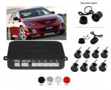 Senzori parcare fata spate cu camera video fata (nu este inclusa) si camera video marsarier (inclusa) fara display s600-8 Tuning-Shop