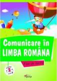 Comunicare in limba romana, clasa a II-a. Model B/***