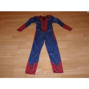 costum carnaval serbare spiderman pentru copii de 8-9 ani