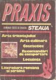 Praxis / Arta tricotajului / Arta culinara / Cosmetice / Locuinta