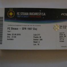 Steaua-CFR Cluj (22 septembrie 2016)