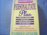 Florence Littauer - PERSONALITATE PLUS { 1999 }