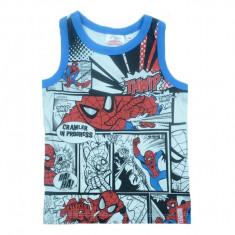 Tricou fara maneci baieti Spider Man Disney OE 1092, Multicolor