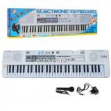 Orga electronica 61 de clape cu Microfon, Radio si USB MQ008UF