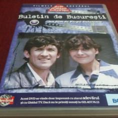 DVD BULETIN DE BUCURESTI