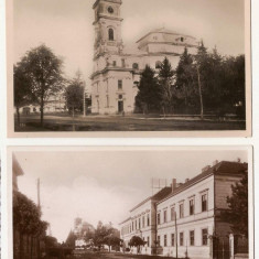 Carei Nagykaroly str. Regina Maria si Biserica romano catolica