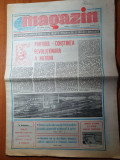 magazin 11 noiembrie 1989-articol si foto orasul zalau