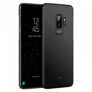 Husa Premium Upzz Msvii Ultra Slim Samsung Galaxy S9 Plus Negru