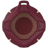 Boxa Portabila Samus Explore red, Putere 5W, Nivel de impermeabilitate IP67, Bluetooth, Radio FM
