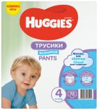 Cumpara ieftin Scutece-chilotel Pants Huggies Box Nr.4, Baietei, 9-14 kg, 72 buc