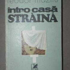 INTR-O CASA STRAINA-TEODOR MAZILU