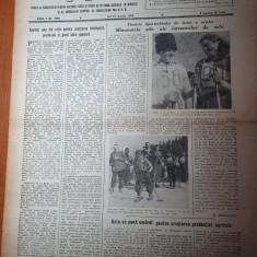 sportul popular 18 martie 1954-interviu cu titus ozon dinamo,ciclocros,box,sah