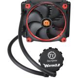 Cooler procesor Thermaltake Water 3.0 Riing Red 140