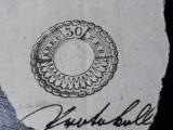 TIMBRU FISCAL VECHI - STAMPILA FISCALA - 30 KREUZER - AUSTRIA INCEPUT DE 1800, Nestampilat