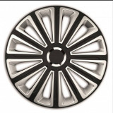 SET CAPACE ROTI 16` SILVER&BLACK CU INEL CROMAT TREND, Mega Drive