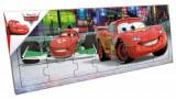 Cumpara ieftin Puzzle mozaic - Cars Fulger McQueen, 21 piese