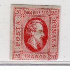 Romania 1865   A.I.Cuza   20 parale