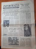 Informatia bucurestiului 18 martie 1977-articole si foto cutremurul din 4 martie