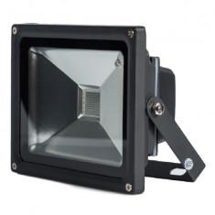 Proiector LED Multicolor RGB cu Telecomanda, Putere 20W
