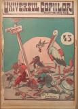 Cumpara ieftin Universul Copiilor 43 / octombrie 1942 - BD Haplea Mos Nae - Vitejii (pe front)