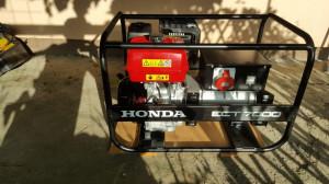Generator de curent Honda ECT 7000 Nou!!!