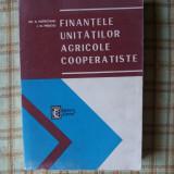 Finantele unitatilor agricole cooperatiste  bistriceanu