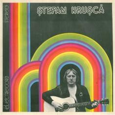 Stefan Hrusca - Ruga pentru parinti (LP - Romania - VG)