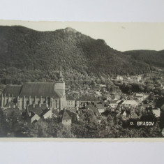 Carte postala foto Brasov 1937,circulata 1939