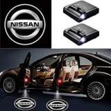 Cumpara ieftin Set 2 Lampi Proiectoare Led Logo Universale NISSAN