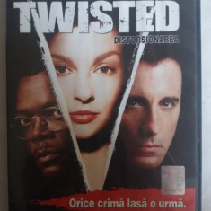 TWISTED - FILM - DVD, Romana, universal pictures