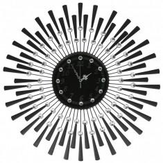 Ceas pentru perete, 70cm, Grunberg, model elegant